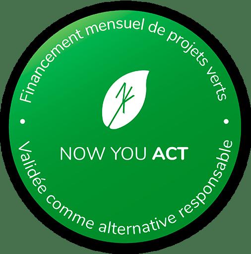 badge certification écoresponsabilité